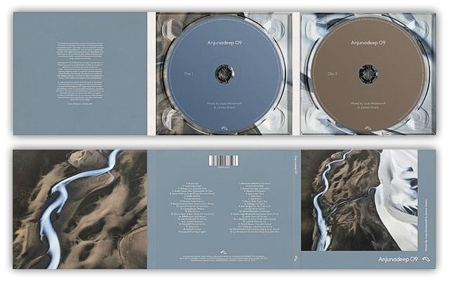 Anjunadeep:09 CD