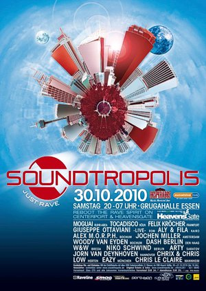 Soundtropolis: Just Rave