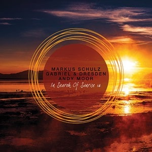 In Search of Sunrise 14 – mixed by Markus Schulz, Gabriel & Dresden, Andy Moor
