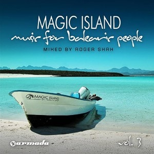 Magic Island – Music for balearic people Vol. 3 – mixed by Roger Shah