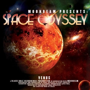 Space Odyssey: Venus – mixed by Moonbeam