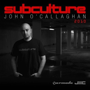 Subculture 2010 – mixed by John O'Callaghan
