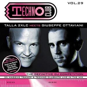 Technoclub Vol. 29 – Talla 2XLC meets Giuseppe Ottaviani