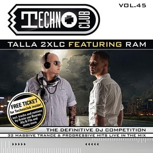 Technoclub Vol. 45 – Talla 2XLC featuring RAM