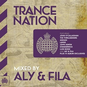 Trance Nation – mixed by Aly & Fila