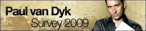 Paul van Dyk Umfrage 2009